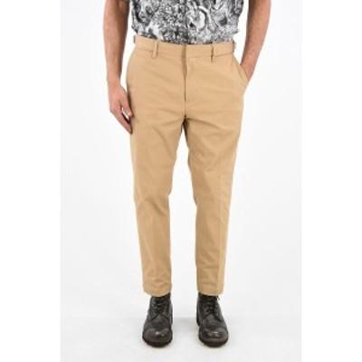 DIESEL/ディーゼル Beige メンズ Cotton P-CHARLIE Pants with Belt Loops dk