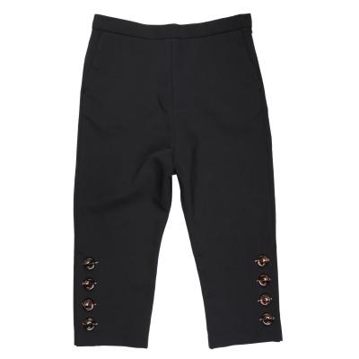 エラリー ELLERY パンツ ブラック 14 ポリエステル 53% / ウール 43% / ポリウレタン® 4% パンツ