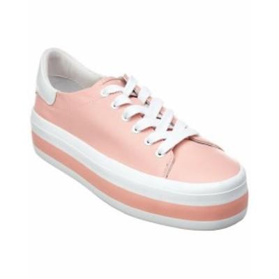 Alice + Olivia アリス+オリビア スポーツ用品 シューズ Alice + Olivia Ezra Leather Sneaker