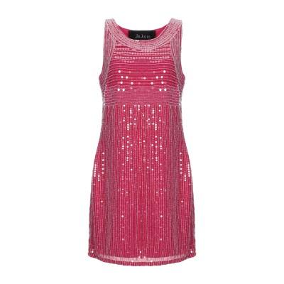 LA KORE ミニワンピース&ドレス フューシャ 2 ポリエステル 100% ミニワンピース&ドレス