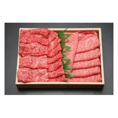 近江牛 ロースすき焼きしゃぶしゃぶ用、サーロインステーキ セット[0168]