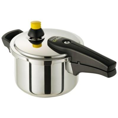 ワンダーシェフ 640116 デリッシュ [片手圧力鍋 3.0L スペシャルセット] 調理器具