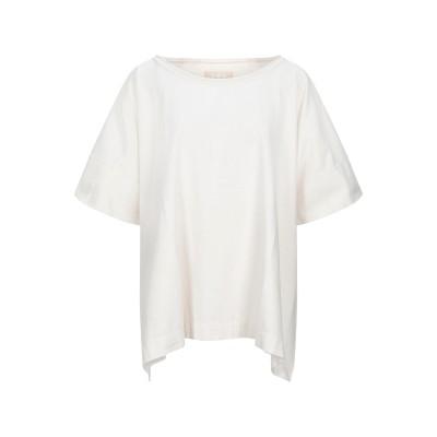 LABO.ART T シャツ アイボリー 2 コットン 100% T シャツ
