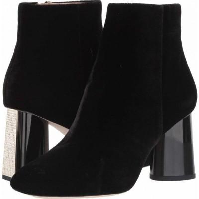 ケイト スペード Kate Spade New York レディース ブーツ シューズ・靴 Reenie Black Velvet