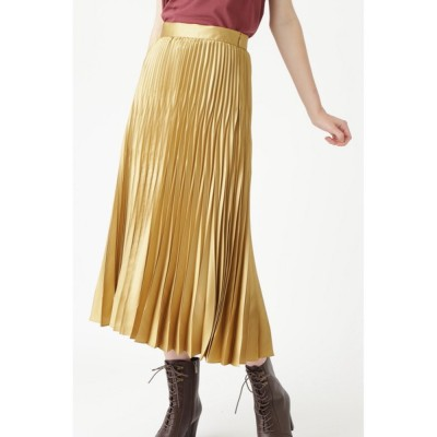 スカート アンドレアランダムプリーツスカート