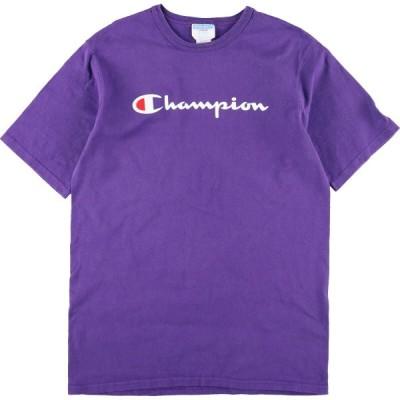 チャンピオン Champion ロゴTシャツ メンズL /eaa157052