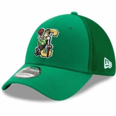 New Era ニュー エラ スポーツ用品  New Era Boston Celtics Kelly Green Back Half Series 39THIRTY Flex Hat