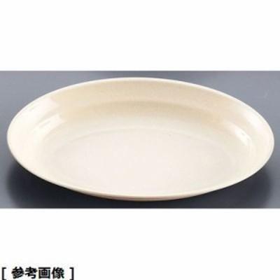 伸和 GLZ1501 抗菌レジャー食器小判皿(アイボリー(1P))
