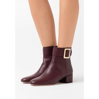 バリー ブーツ&レインブーツ レディース シューズ JAY - Classic ankle boots - shiraz