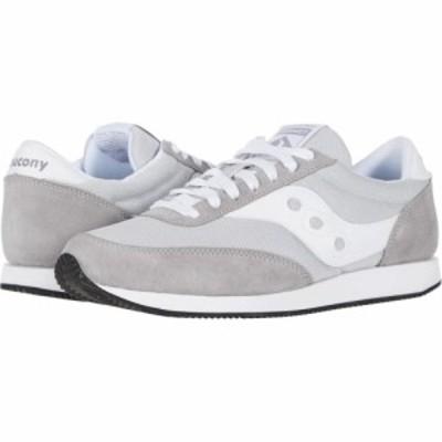 サッカニー Saucony Originals メンズ スニーカー シューズ・靴 Hornet Grey/White