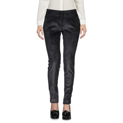 SCHUMACHER パンツ ブラック 5 ポリエステル 80% / ナイロン 17% / ポリウレタン 3% パンツ