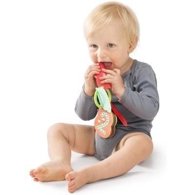 キリンのソフィー 1.2.3 フラッシュカード 日本正規品 Vulli 五感を育てる 0ヵ月 3ヵ月から遊べる 0歳 人気 歯がため ベビー