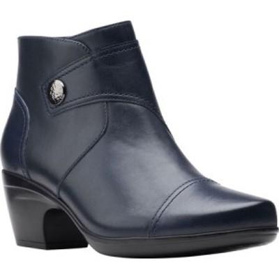 クラークス Clarks レディース ブーツ ショートブーツ シューズ・靴 Emily Calle Ankle Bootie