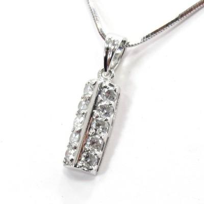 ネックレス 3.6g K18 ダイヤモンド0.36ct レディース 中古