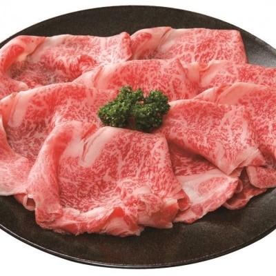 【A4等級以上】宮崎和牛『西都牛ロース』すき焼き用800g[1218]