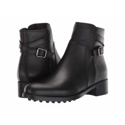 ラカナディアン ブーツ&レインブーツ シューズ レディース Scorpio Black Leather