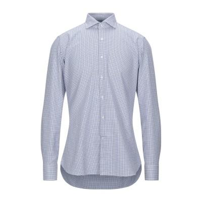 SONRISA シャツ ホワイト 41 コットン 100% シャツ