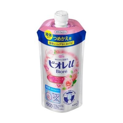 ビオレu エンジェルローズの香り つめかえ用 340mL
