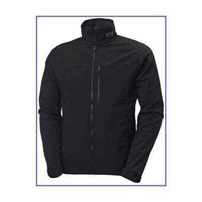 Helly Hansen Men's Paramount Softshell Jacket, Black, X-Small