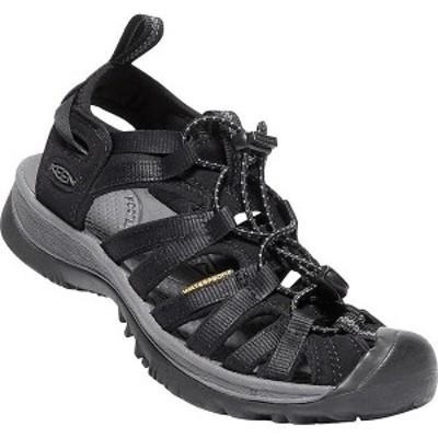 (取寄)キーン サンダル レディース ウィスパー シュー Keen Sandals Women's Whisper Shoe Black / Magnet