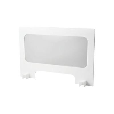 プラダンボールパーティション 1面タイプ 900mm幅 5枚セット ホワイト PSI-PTPCB02WH エレコム 1個(直送品)