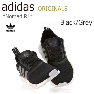 Adidas Originals Nomad R1 / NMD / Black/Grey/White  アディダス  Unisex  S31504 シューズ