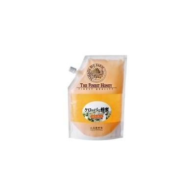 クローバー蜂蜜(カナダ産) 1kg袋