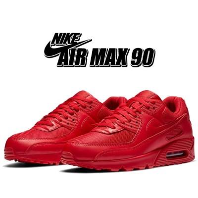 ナイキ エアマックス 90 NIKE AIR MAX 90 university red/university red cz7918-600 スニーカー AM90 ユニバーシティーレッド