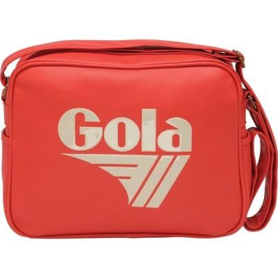 ゴーラ Gola レディース ショルダーバッグ メッセンジャーバッグ バッグ Redford Tournament Messenger Bag Red/Off White