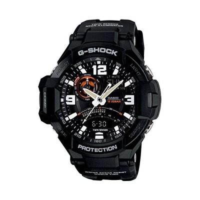 腕時計 カシオ メンズ GA-1000-1ACR Casio Watch (Model: GA1000-1A)