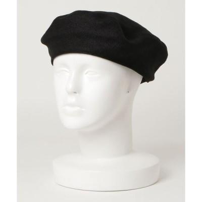 帽子 【La Maison de Lyllis/ラ メゾン ド リリス】LINEN STONCH【MAISON SPECIAL/メゾンスペシャル】