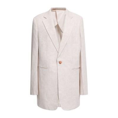 ジョゼフ JOSEPH テーラードジャケット ベージュ 40 レーヨン 80% / 麻 20% テーラードジャケット