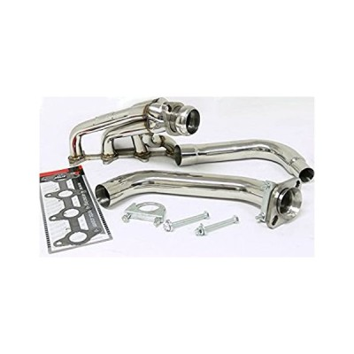 OBX パフォーマンス Exhaust Header Downpipe 94 95 Chevy GMC S10 S15 2.2L 2W(海外取寄せ品)
