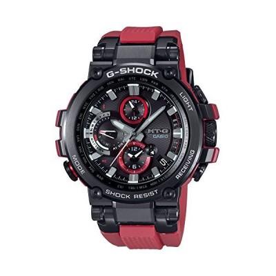 [カシオ] 腕時計 ジ-ショック MT-G Bluetooth 搭載 電波ソ-ラ- MTG-B1000B-1A4JF メンズ レッド並行輸入品