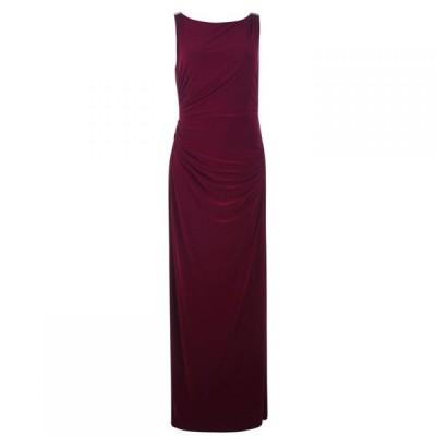 ラルフ ローレン Lauren Ralph Lauren Occasion レディース ワンピース ワンピース・ドレス Nasarrio Dress Exotic Ruby