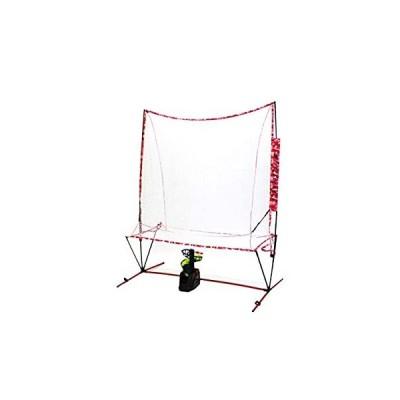 [フィールドフォース] 野球 オートリターン フロントトス(マシン&ネットセット) FTM-263AR2
