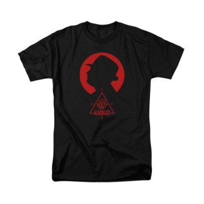 Tシャツ ブラックリスト Blacklist Silhouette Licensed Adult T Shirt