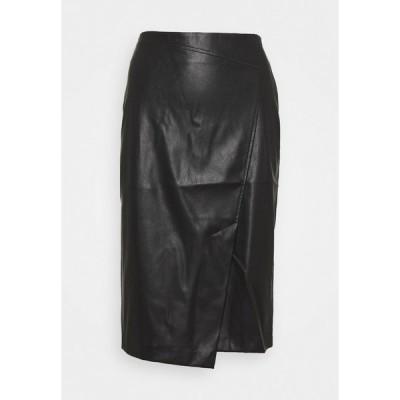サムデイ  スカート レディース ボトムス ONIKA - Pencil skirt - black