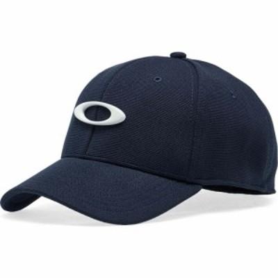 オークリー Oakley メンズ キャップ 帽子 tincan cap Fathom Light Grey