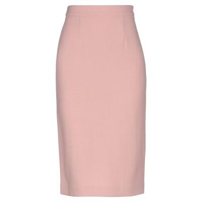 パロッシュ P.A.R.O.S.H. 7分丈スカート ローズピンク S ウール 93% / ナイロン 5% / ポリウレタン 2% 7分丈スカート