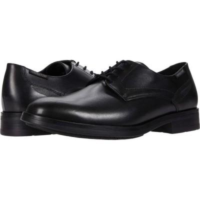 メフィスト Mephisto メンズ シューズ・靴 Smith Black Carnaby