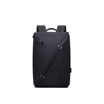 盗難防止ノートパソコンバックパックバッグ 大容量USB充電ポート付き