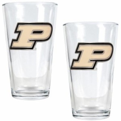 Great American Products ゲット アメリカン プロダクツ スポーツ用品  Purdue Boilermakers 16oz. Pint Glass Set