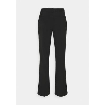 エスプリ カジュアルパンツ レディース ボトムス LUELLA - Trousers - black