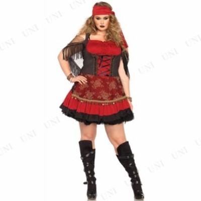 コスプレ 仮装 パイレーツヴィクセン 1X-2X コスプレ 衣装 ハロウィン 仮装 コスチューム 大人用 パーティーグッズ 余興 女海賊 女性用