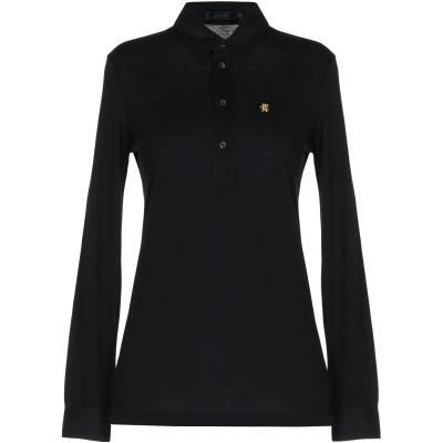 POLO RALPH LAUREN ポロシャツ ブラック S コットン 100% ポロシャツ