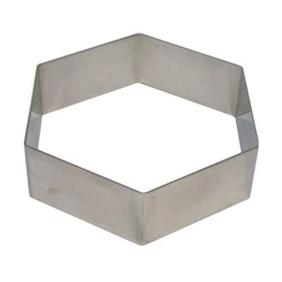 ステンレスセルクル六角型 150×H50mm