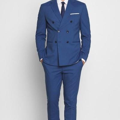 メンズ スーツ SLHSLIM SUIT - Suit - estate blue