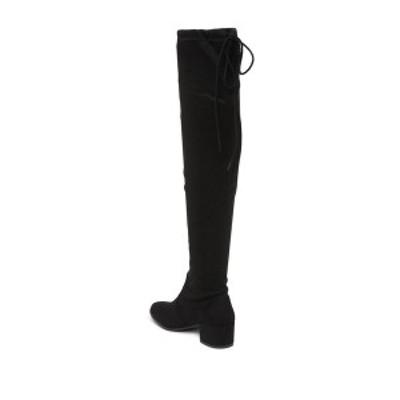 チャイニーズランドリー レディース ブーツ&レインブーツ シューズ Mystical Over-the-Knee Boot BLACK