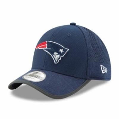 New Era ニュー エラ スポーツ用品  New Era New England Patriots Navy 2017 Training Camp Official 39THIRTY Flex Hat